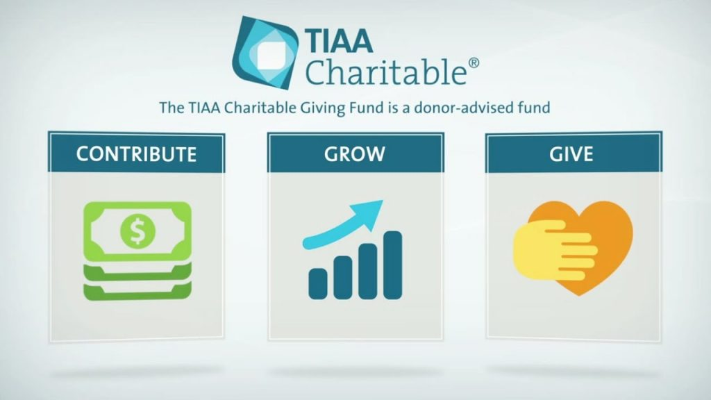 Voice Over Commercial for TIAA Charitable