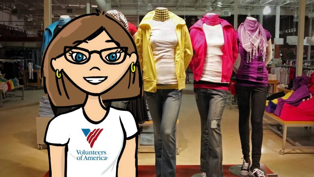 Female Voice Over for Volunteers of America Commercial
