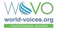 Cathrine Hunter is a professional member of World Voices
